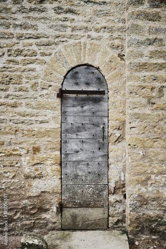 Eingang Kirche Tür