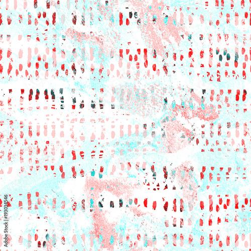 Watercolor seamless pattern. - 193034546