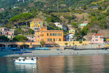 Monterosso al Mare, old seaside villages of the Cinque Terre in Italy - 193069145