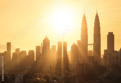 Staande foto Kuala Lumpur Kuala Lumpur, Malaisie