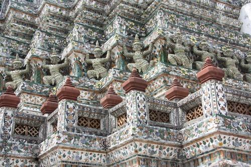 Keuken foto achterwand Bangkok Wat Arun ou temple de l aube