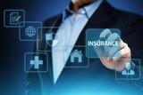 Insurance Life House Car Health Travel Business Health concept - 193099769