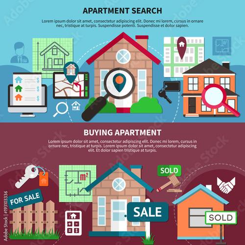 Real Estate Composition Set