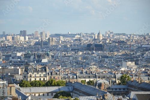 Une ballade parisienne auprès des granfs minuments