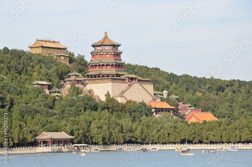 Plexiglas Peking Découvrons la Chine en long et en large, Pékin et Tianjin