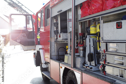 Straż pożarna, strażacki