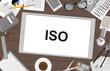 Schreibtisch mit Tablet - ISO