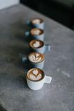 Coffee cappuccino hit