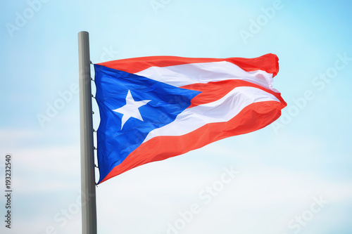 In de dag Havana Cuban flag