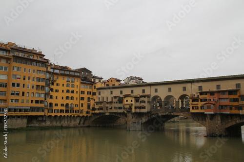 Fotobehang Florence Channels of Firenze