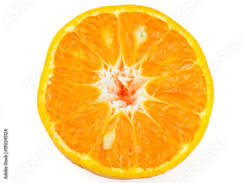 Sweet orange cutting