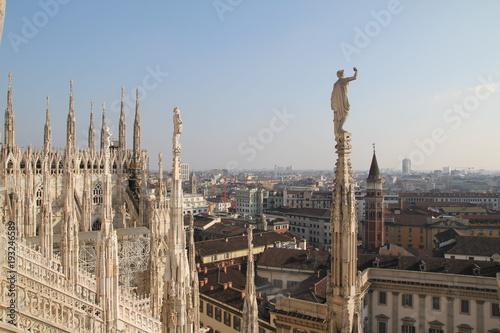 Papiers peints Milan Milano