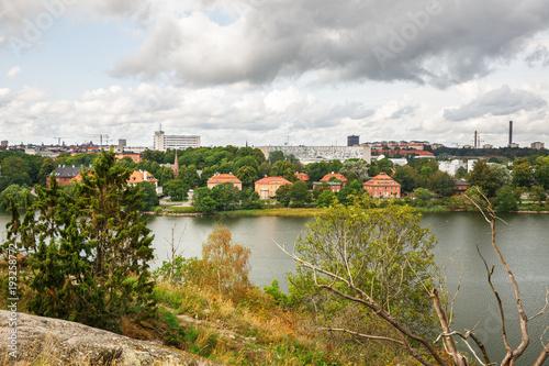 Poster Stockholm Stockholm city