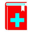 Buch Icon - Krankenbuch