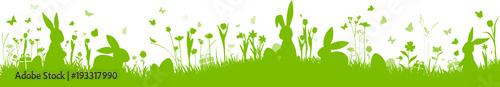 Wielkanocna Easter karta Wielkanocny motywu wektoru tło