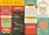 Burger Placemat - 193323583