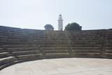 The Paphos Lighthouse. Cyprus landmark - 193326138