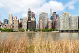 Midtown Manhattan seen from Roocevelt Island (NYC) - 193350171