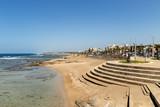 Mediterranean Sea Coast - Acre, Israel - 193358186