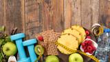 healthy food lifestyle