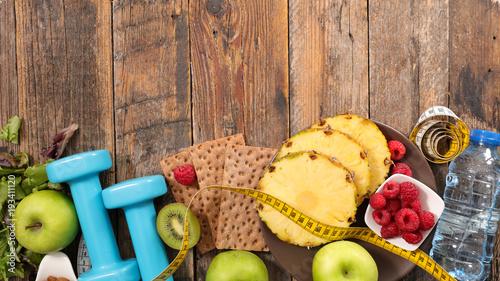 healthy food lifestyle © M.studio