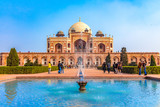 The first garden-tomb on the Indian subcontinent, this is the final resting place of the Mughal Emperor Humayun. The Tomb is an excellent example of Persian architecture. Located in the Delhi, India.