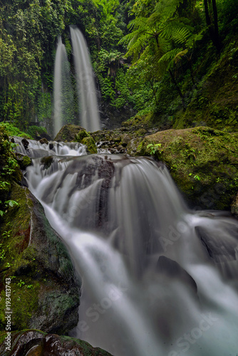 Jumog Waterfall, Central Java, Indonesia - 193413743