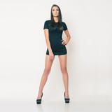 attractive beauty slim fashion girl long leg - 193451304