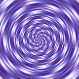 pattern texture background - spiral tunnel ultra violet, purple, lavender and white colored - 193460559