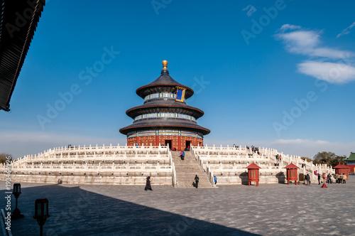 Plexiglas Peking tempio del cielo