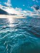 seascape sea horizon and sky. - 193467523