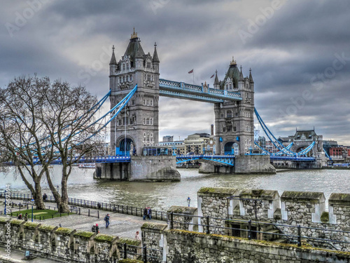 Keuken foto achterwand Londen Tower Bridge of London