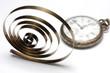 Be Beryllium ressort montre - 193550745