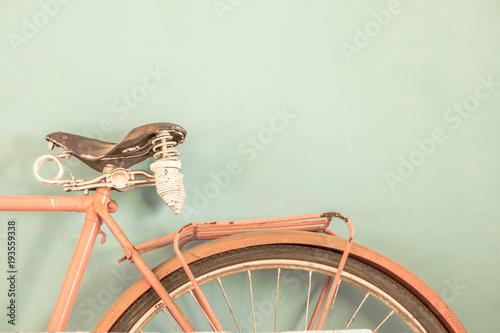 Części roweru vintage. Retro rower