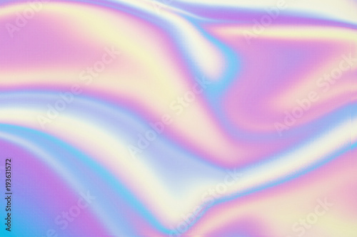 Holographic neon background. Wallpaper