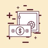 Money savings design - 193636713