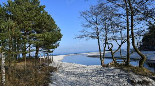 Aluminium Lente Impressions from Debki, a Kashubian fishing village on the Polish Baltic Sea coast, Pomerania, Poland, Europe