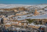 Segovia Spain Winter - 193685771