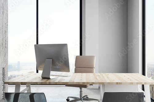 Luxury office interior