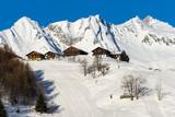Winterliches Dorf in Osttirol - 193695134
