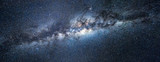 Fototapeta Space - Milchstraße Panorama © eyetronic