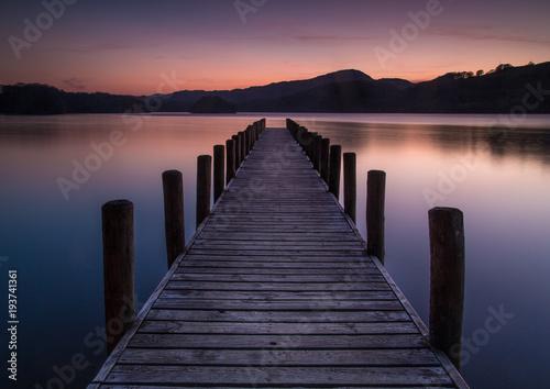 Consiton Sunset