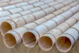 Traditional Romanian wood alpenhorn - 193745756