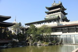 Traditional Chinese Architecture in Guangzhou, China - 193755110