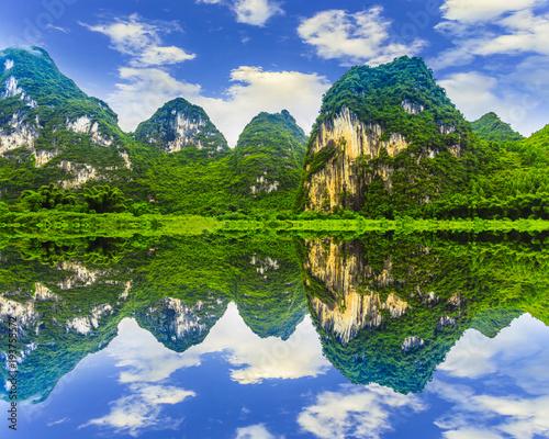 Guilin Guilin Lijiang landscape scenery