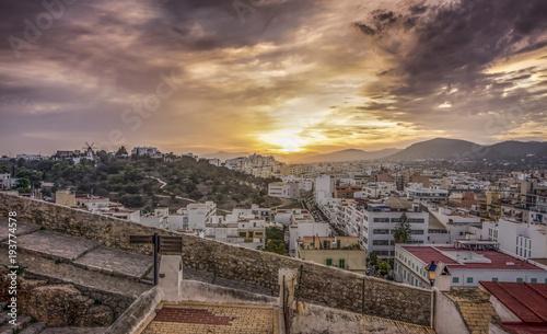 Ibiza City Spain