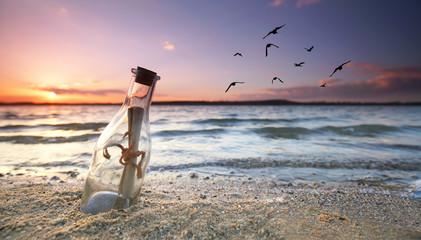 Magie am Strand