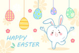 tooth with happy easter - 193898980