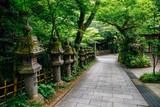 Nanzo-in Temple in Fukuoka, Japan