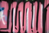 graffiti wall background urban vandalism weathered yellow